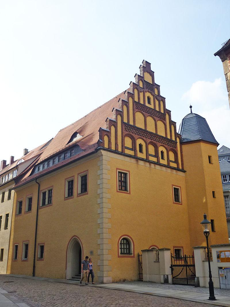 Wohnhaus (Rektorat)
