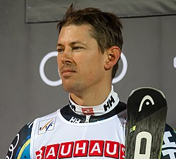 FIS Alpine Skiing World Cup in Stockholm 2019 Andre Myhrer 17.jpg