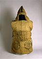 Fabric Armor and Helmet with Buddhist and Taoist symbols MET DT11934.jpg