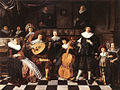 Family Making Music c1630s Jan Miense Molenaer.jpg