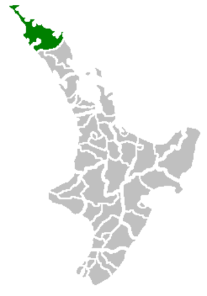 Far North District - Image: Far North Territorial Authority
