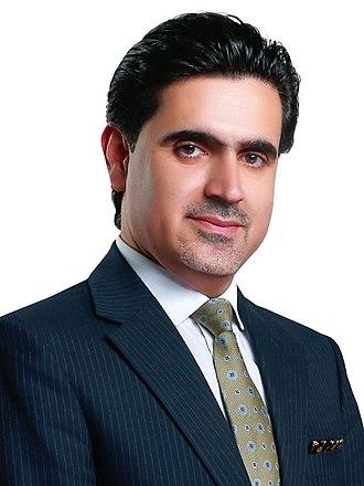 2019 Afghan presidential election - Image: Faramarz Tamanna