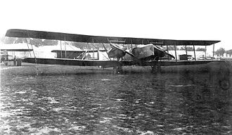 Farman F.50 - Farman F.50 at the Air Service, United States Army Air Service Production Center No. 2, Romorantin Aerodrome, France, 1918