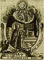 Fasti Mariani cum illustrium diuorum imaginib. and elogijs prope DC. in singulos anni menses diésq SS. natales distributis (1630) (14745844985).jpg