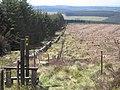 Fence Stile at Ellery Grain - geograph.org.uk - 810913.jpg