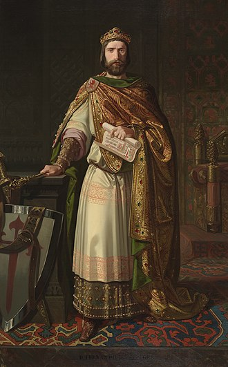 Castilian House of Burgundy - Image: Fernando II de León (Museo del Prado)