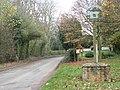 Fersfield village sign by Fersfield Road - geograph.org.uk - 1576738.jpg
