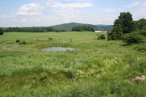 Fairfield, Vermont - Fields in Fairfield