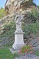Figur heiliger Johannes Nepomuk beim Uhrturm Hardegg.JPG