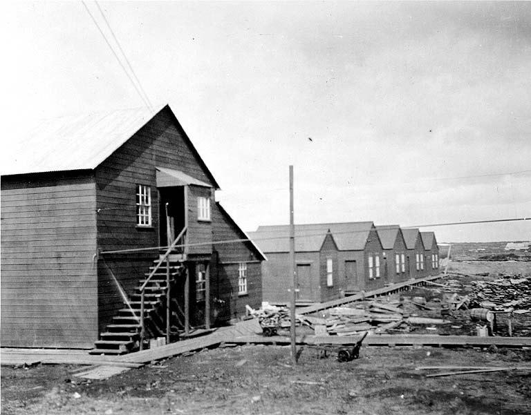 Filipino worker's quarters at a salmon cannery, Nushagak, Alaska, 1917 (COBB 356).jpeg