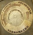 Filippo cecchi, quadrante di barometro a bilancia dalla loggia dei lanzi, 1860 ca. 01.JPG