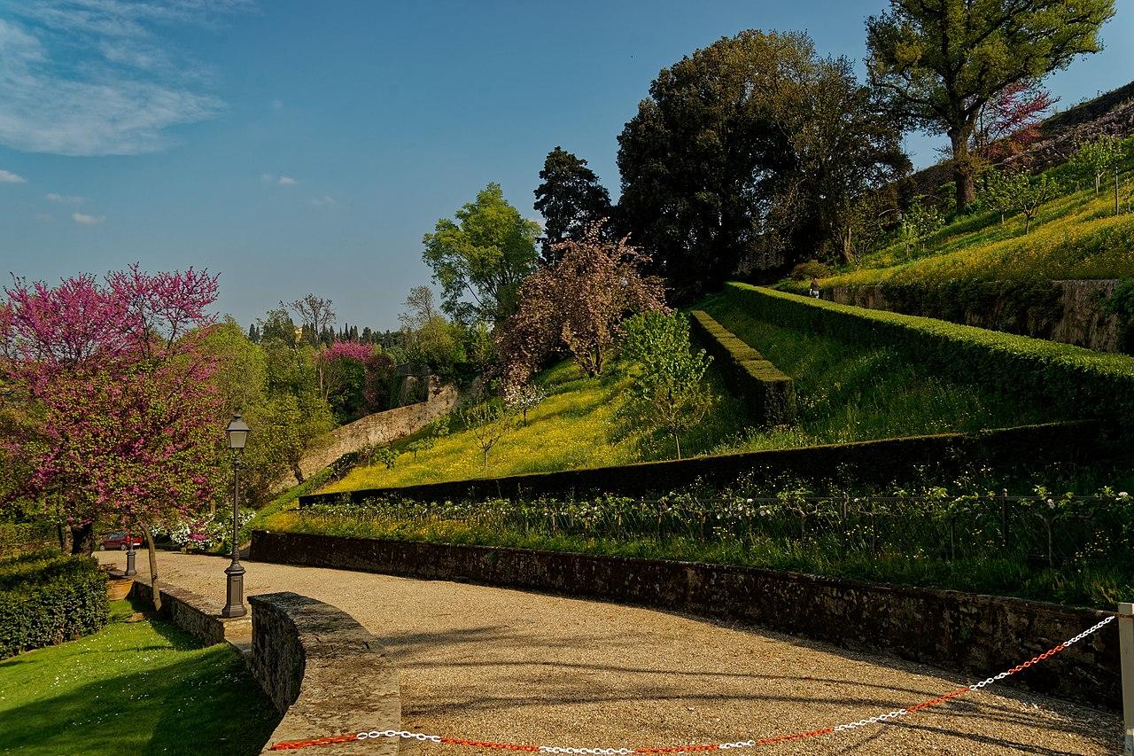 Giardino Bardini, Firenze