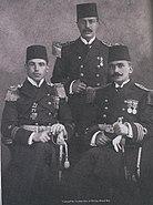 Firle-Ali Riza-Ahmed Saffed