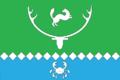 Flag of Ayano-Maysky rayon (Khabarovsk kray).png