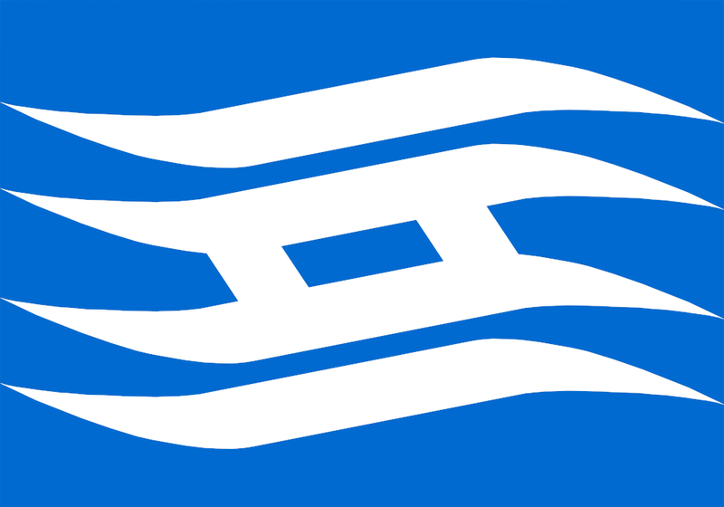 Paypay:Flag of Hyogo Prefecture.png