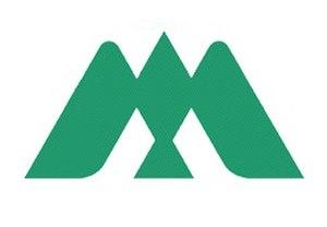 Myōkō, Niigata - Image: Flag of Myoko Nigata