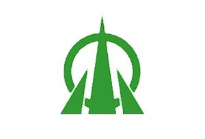 Oyabe, Toyama - Image: Flag of Oyabe Toyama