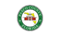 Flagge von Pasco County