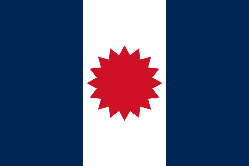 Flag of Tay Dam