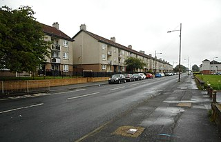 Easterhouse Housing estate and suburb of Glasgow, Scotland