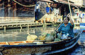 Floating market, Bangkok, 1982.jpg