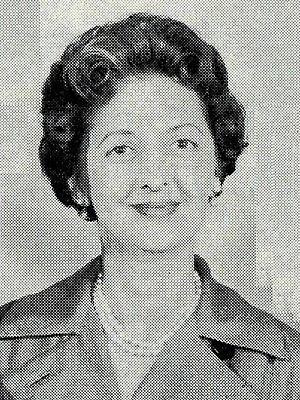 Florence S. Jacobsen - Jacobsen in 1962