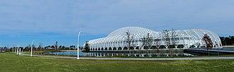 Florida Polytechnic University - Image: Florida Polytechnic University Wide pano