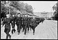 """Fo30141711140085 """"Reservebataljon Holmestrand paraderer for Quisling på Slottsplassen"""" 1942-06-14 (NTBs krigsarkiv, Riksarkivet).jpg"""