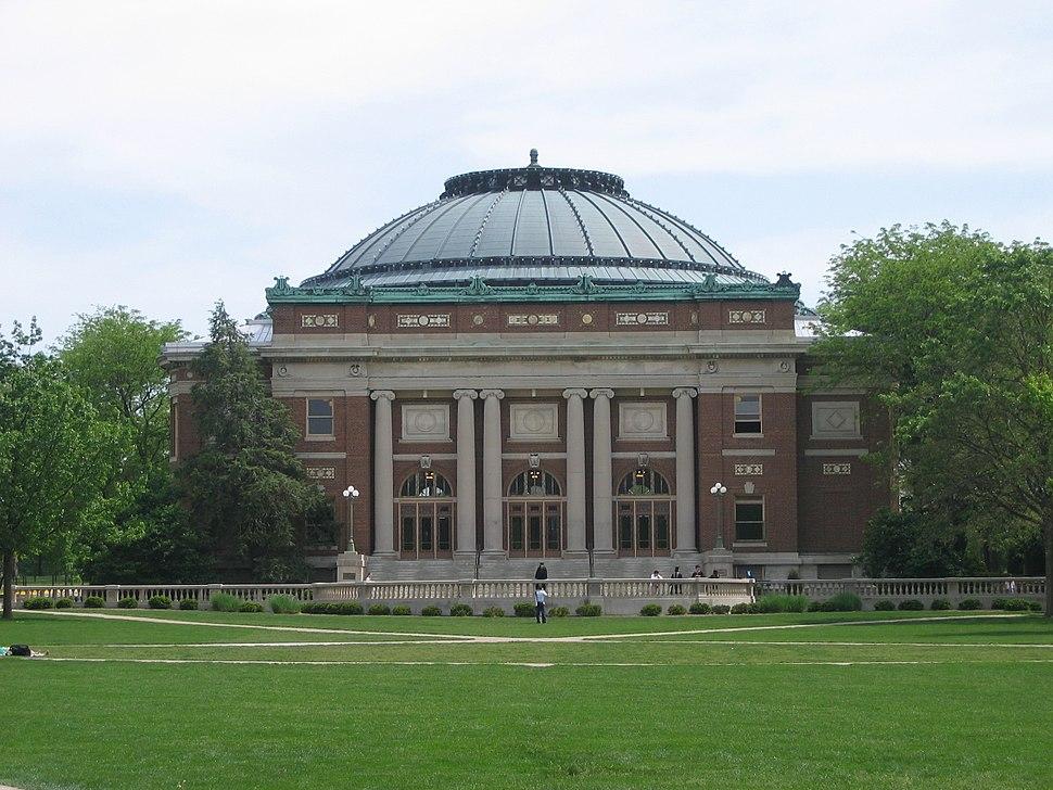 Foellinger Auditorium 2007