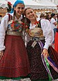 Folklore costumes of the valley Gailtal, Carinthia, Austria, European Union.jpg