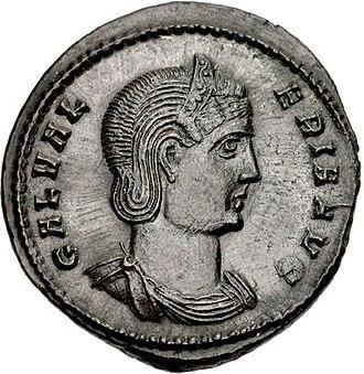 Galeria Valeria - Follis with Galeria's image