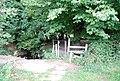 Footbridge on the Tunbridge Wells Circular Path - geograph.org.uk - 2122769.jpg