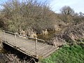 Footbridge over Moat - geograph.org.uk - 364819.jpg