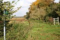 Footpath to Ickford - geograph.org.uk - 705418.jpg