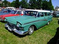 1957 Ford - Wikipedia
