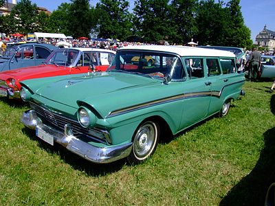 1957 Ford - Wikiwand