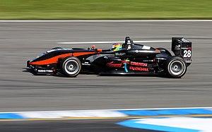 Formula 3 Euroseries, Hockenheimring, #28 Robe...