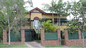 Annerley, Queensland - Former Stephens Shire office, 2014