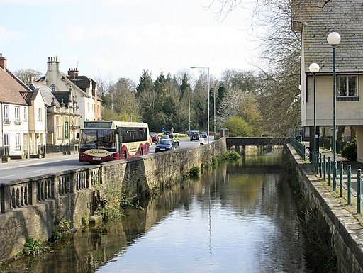 Former canal wharf, Calne - geograph.org.uk - 1856628