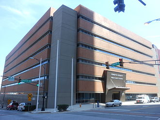 Forsyth County, North Carolina - Forsyth County Public Safety Center