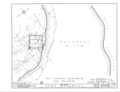 Fort Matanzas, Saint Augustine, St. Johns County, FL HABS FLA,55- ,1- (sheet 1 of 12).png