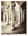 Fotografi av Granada. Vista general del interior de la Catedral - Hallwylska museet - 104824.tif