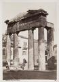 Fotografi av port till den romerska agoran i Aten - Hallwylska museet - 103055.tif