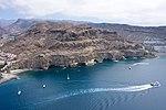 """Fotos Aéreas """"Costa turística de Mogán"""" Gran Canaria Islas Canarias (7874587144).jpg"""