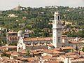 Fotothek-df ge 0000217-Blick vom Torre dei Lamberti auf den Dom mit Glockenturm...jpg
