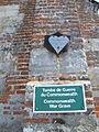 Fréauville, Seine-Maritime, France, église, plaques.JPG