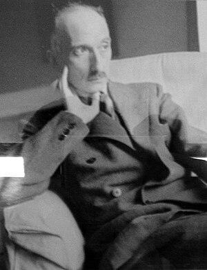 François Mauriac - François Mauriac in 1932