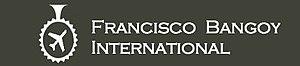 Francisco Bangoy International Airport - Image: Francisco Bangoy International Airport Logo