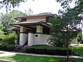 Frank B. Henderson House (Elmhurst, Illinois) 02.JPG