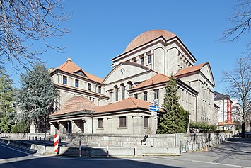 Frankfurt Am Main-Westendsynagoge von Suedwesten-20120325.jpg